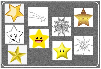 établir des sous-catégories pour trouver les écritures additives du nombre 9