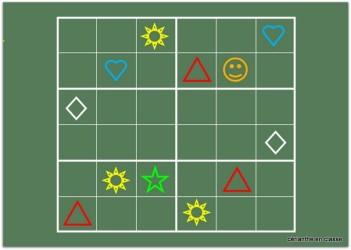 sudoku formes 1-001
