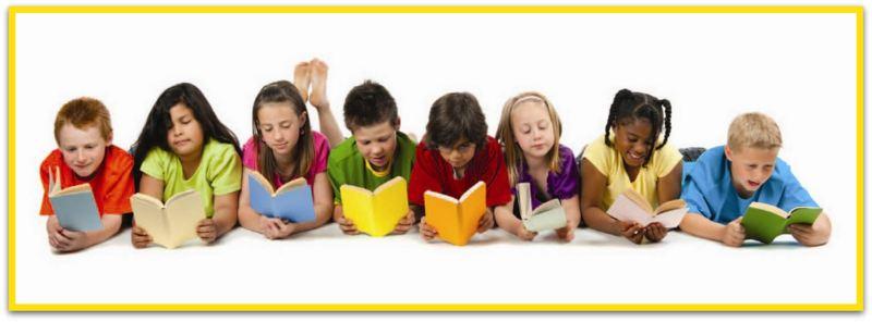 enfants qui lisent 1