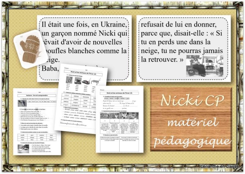 Nicki présentation