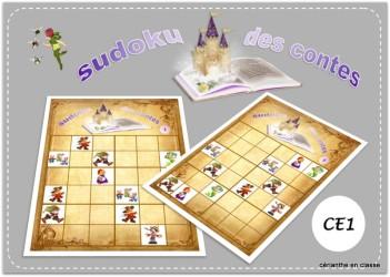 sudoku des contes présentation 1