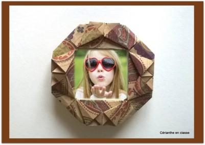 origami cadre 18