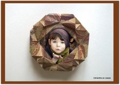 origami cadre 19-001