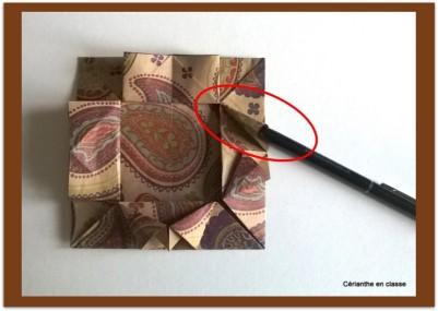 origami cadre 21
