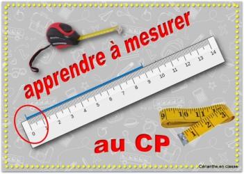 mesurer au cp présentation