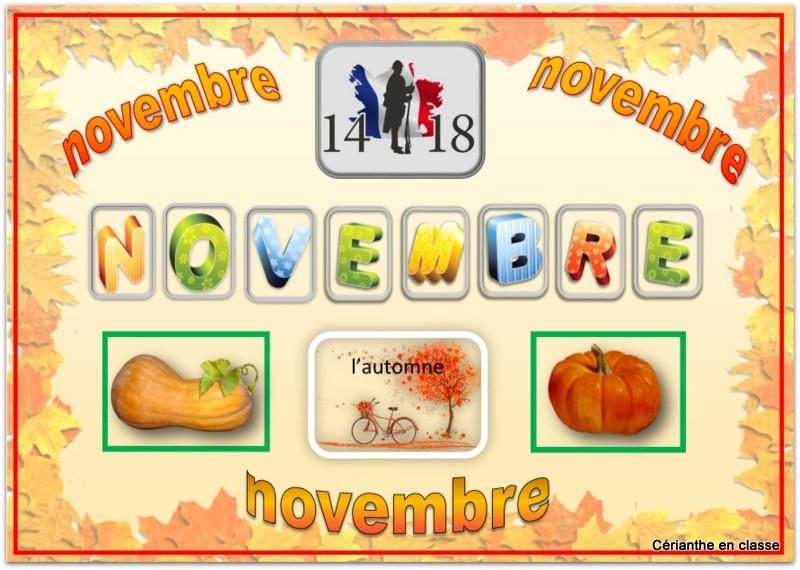 jeu novembre