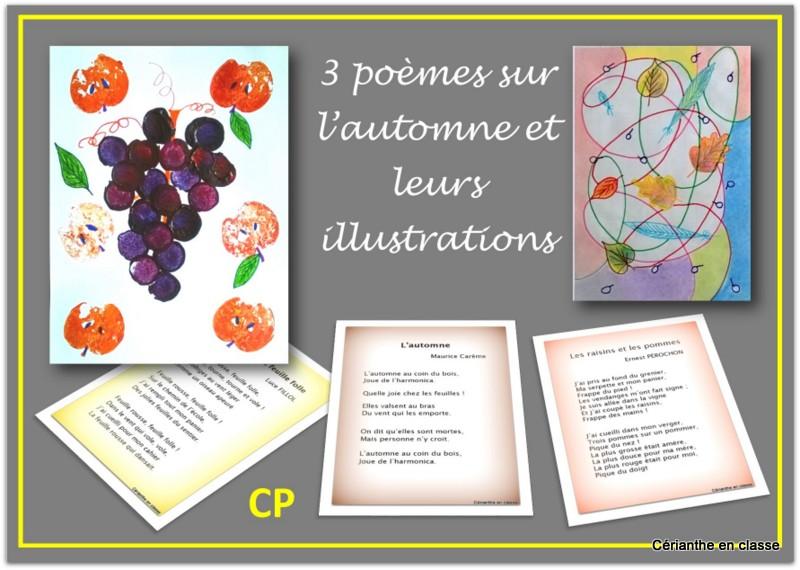 poèmes sur l'automne présentation