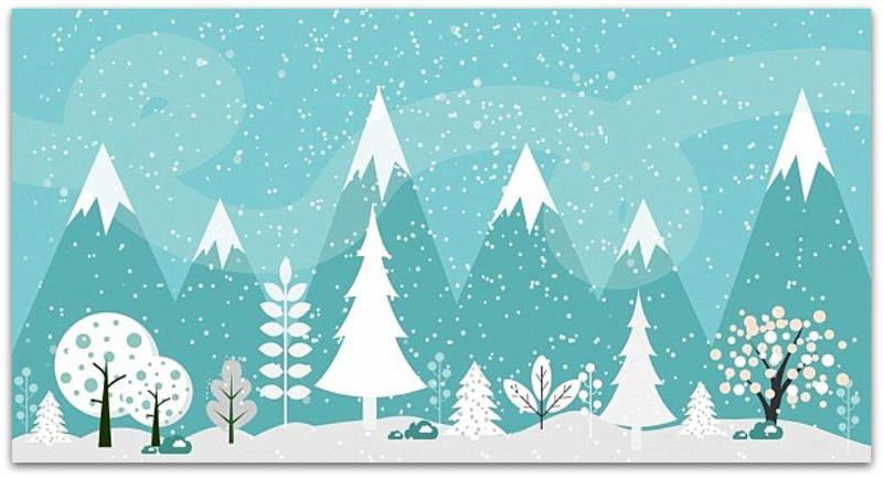 hiver paysage