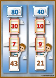 jeu de la double échelle