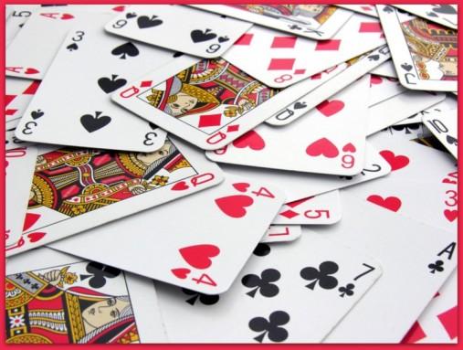 jeux de calculs avec cartes 7