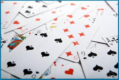 jeux de calculs avec cartes 8