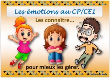 émotions 1 présentation